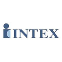 Logo Intex marque spécialiste de la piscine tubulaire