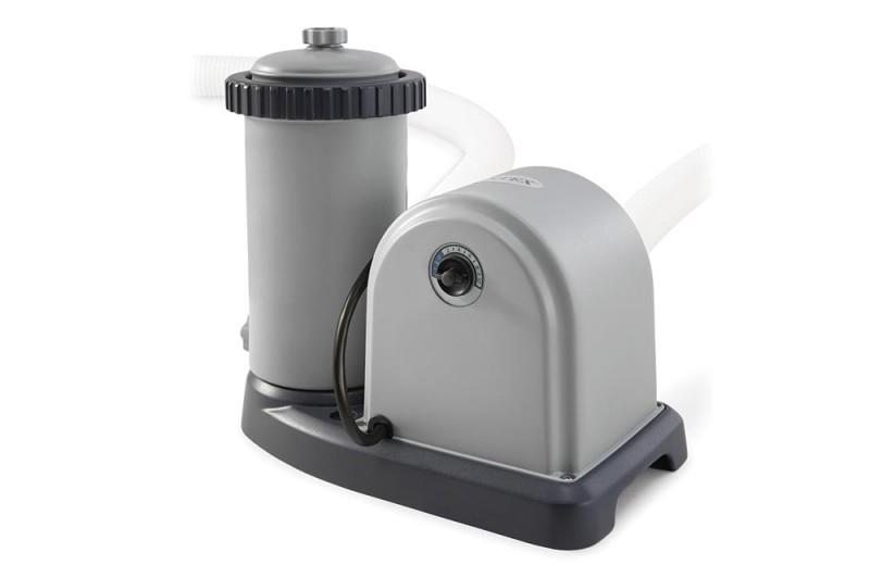 épurateur à cartouche de capacité 4,4m3 h, spécialement concu pour les piscines de grande taille allant jusqu'a 17 m³ pour nettoyer l'eau.
