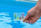 Analyse de l'eau piscine test chimique avec couleur guide des meilleurs testeur en vente pour l'entretien avis