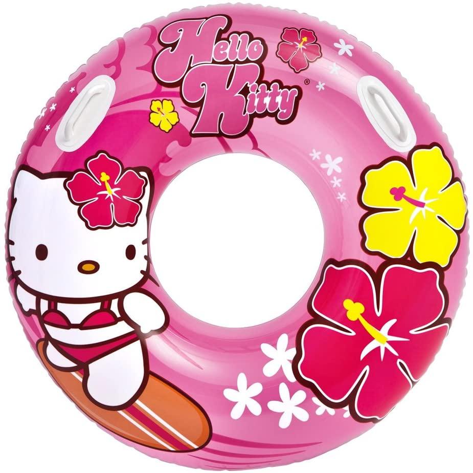 Bouée Hello Kitty 97 Cm le meilleur produit Intex comparatif vendeur pas cher pour commander en ligne