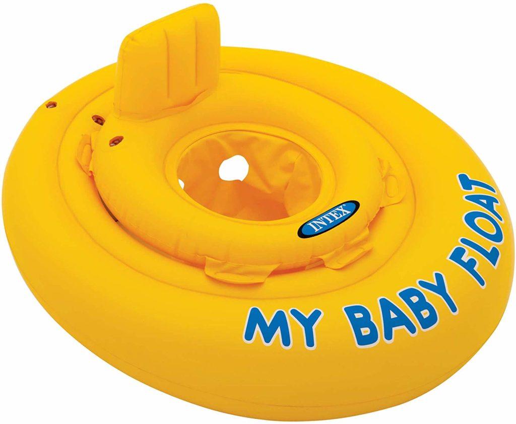 Bouées bébé flotteur Intex produit pour la piscine les meilleurs accessoires aide poru faire son choix