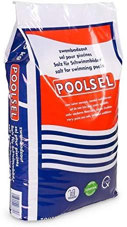 Cristaux de sel pour piscine Zwembad Zout spécialiste de l'entretien nettoyage de l'eau pour la nage