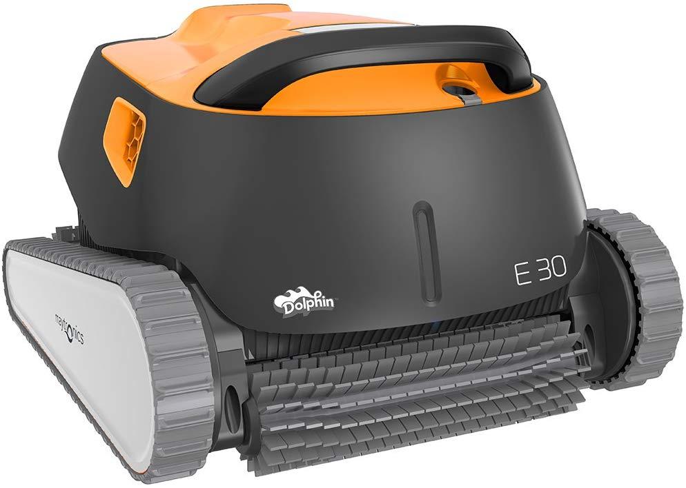 Dolphin Maytronics E30 Robot de Piscine électrique  guide comparafit de meilleur appareil de traitement