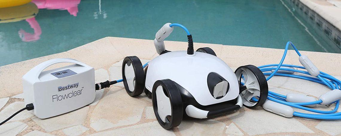 Guide des meilleurs robots conçu pour nettoyer l'eau d'un piscine comparaison et test matériel pour un achat à bon prix