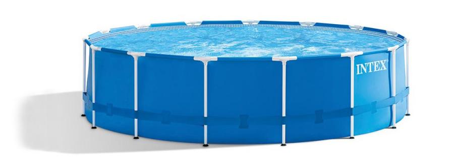 Guide pour commander sa piscine hors-sol 28242np achat en kit modèle metal frame de forme ronde conseil, avis clients, test du produit