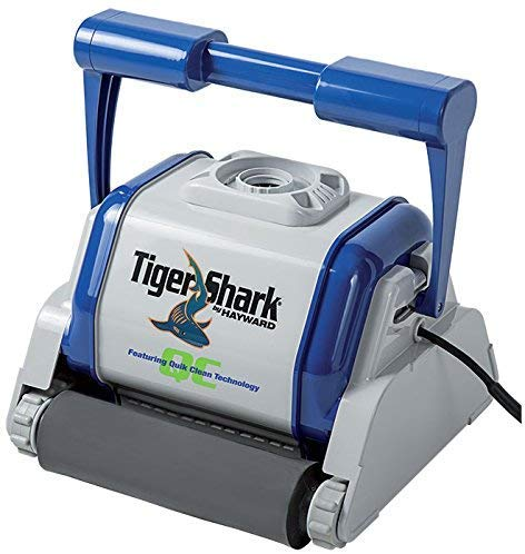 Hayward Tiger Shark QC robot automatique piscine enterrée présentation et comparaison de meilleurs ventes dans le monde