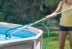 Kit de nettoyage manuel piscine