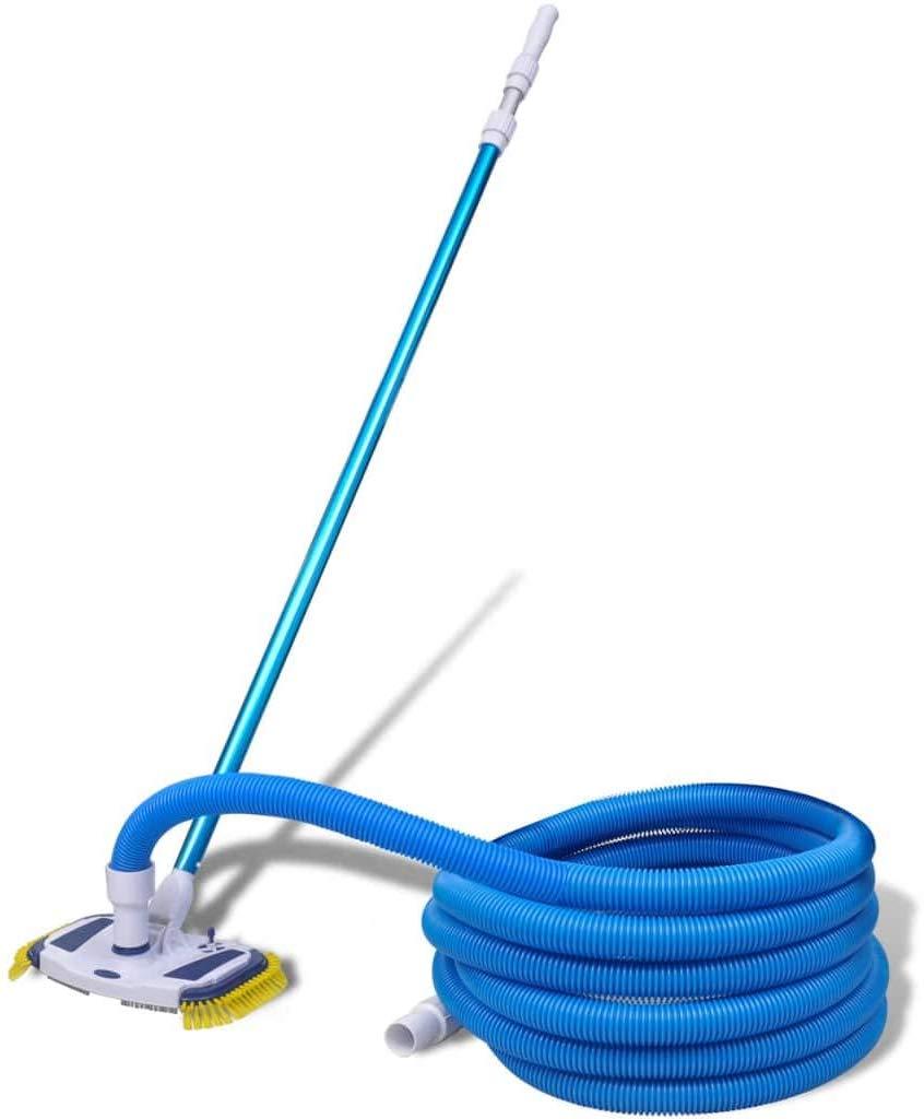 Nettoyeur pour piscine Little Vac aspiration manuelle Gre guide spécialisé pour la piscine hors-sol conseil pratique pour commander