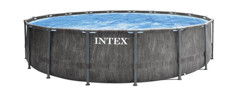 Nouveau modèle rond Intex, piscine tubublaire 26744np baltik, kit à bon prix - Guide avis client, test achat France, Belgique, Luxembourg