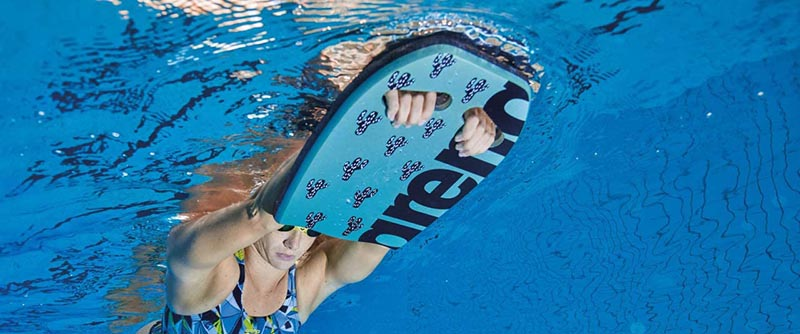 Planche natation