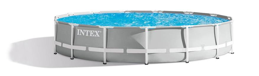 Pourquoi acheter une piscine tubulaire, guide d'achat meilleur équipement, modèle 26724np à achter en kit prism frame ronde de Intex