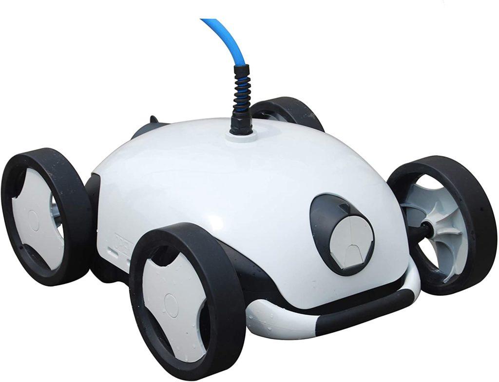 Robot de piscine Falcon de marque Bestway 58479 le matériel pour robotisé son bassin meilleur conseil achat