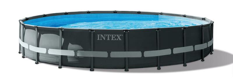 S'équiper de matériel de qualité, la meilleure piscine est la 26334gn, celle-ci est en kit piscine modèle ultra xtr ronde du meilleur fabricant en piscine Intex