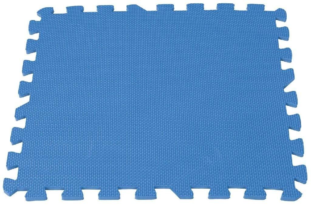 Sol pour Piscine en 8 pièces  50 x 50 x 1 cm Intex spécialiste de la piscine tubulaire guide achat en ligne