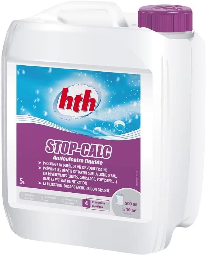 Stop-Calc traitement eau 5 litres HTH