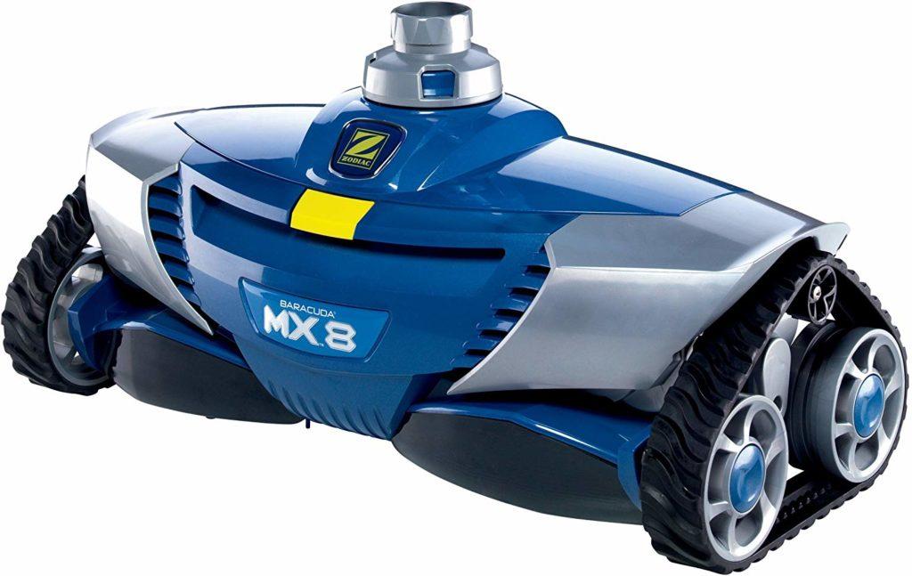 Zodiac MX8 robot Piscine Hydraulique W70668 spécialiste de l'équipement piscine en Europe