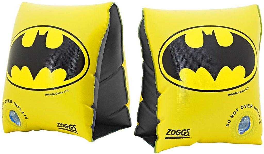 Bouée de bras Batman