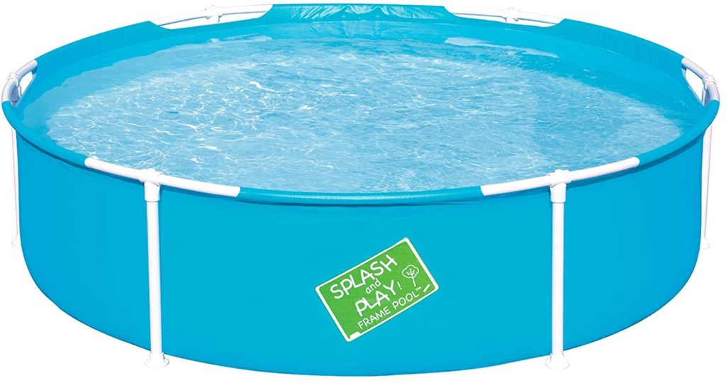 Piscinette tubulaire My First Frame par Bestway 152 x 38 cm - 56283