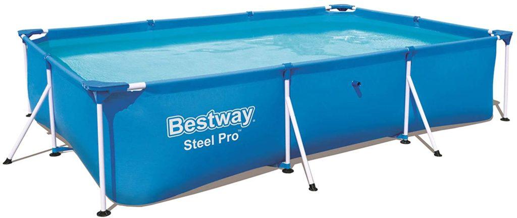 Steel Pro Bestway mini piscine  3 x 2,01 x 0,66 m