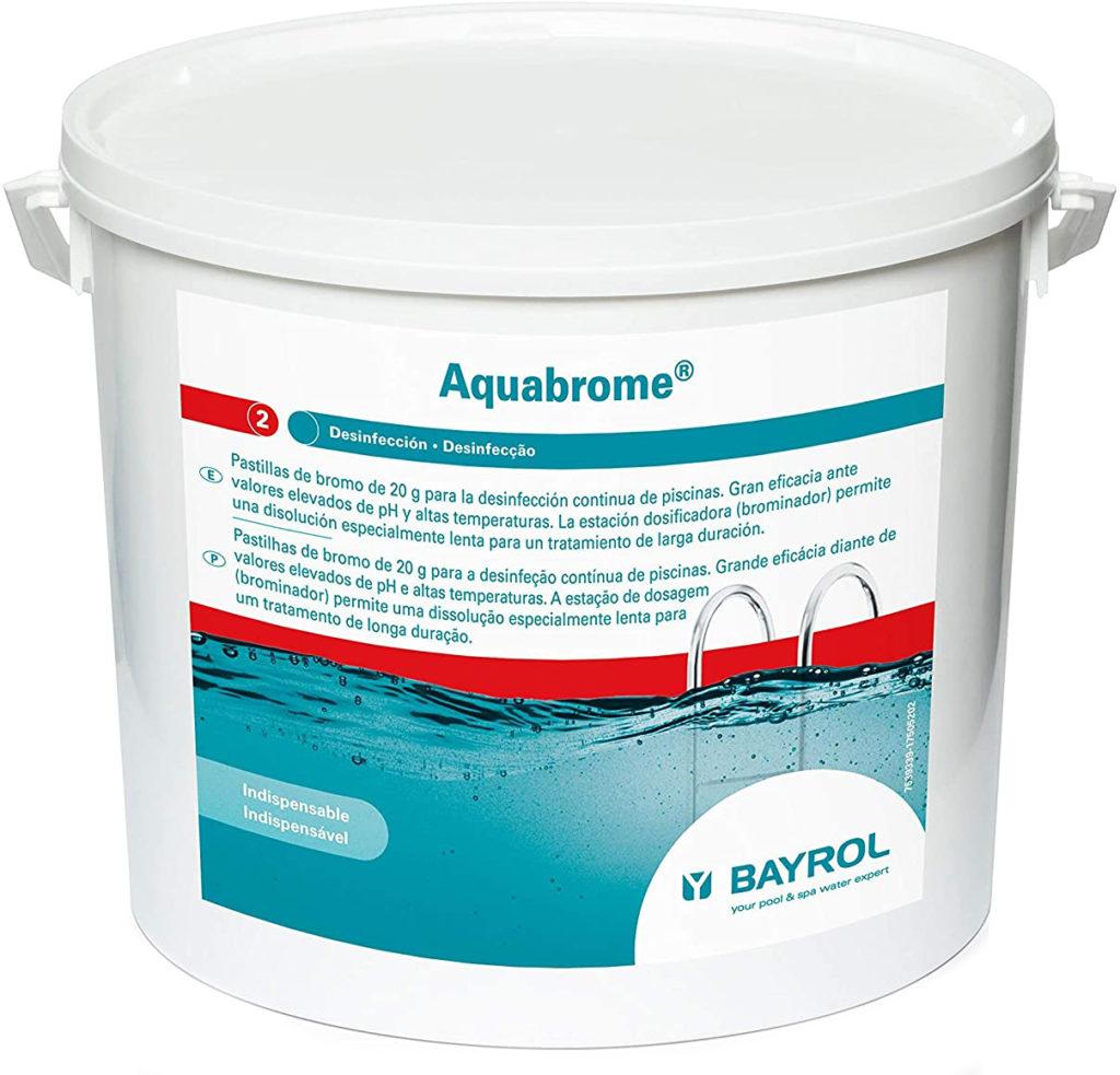 brome aquatique bayrol 10 kilos