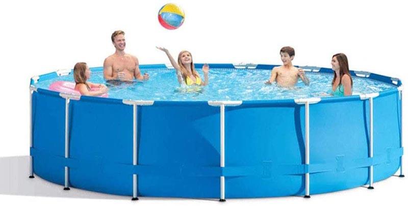 piscine de type tubulaire Framy