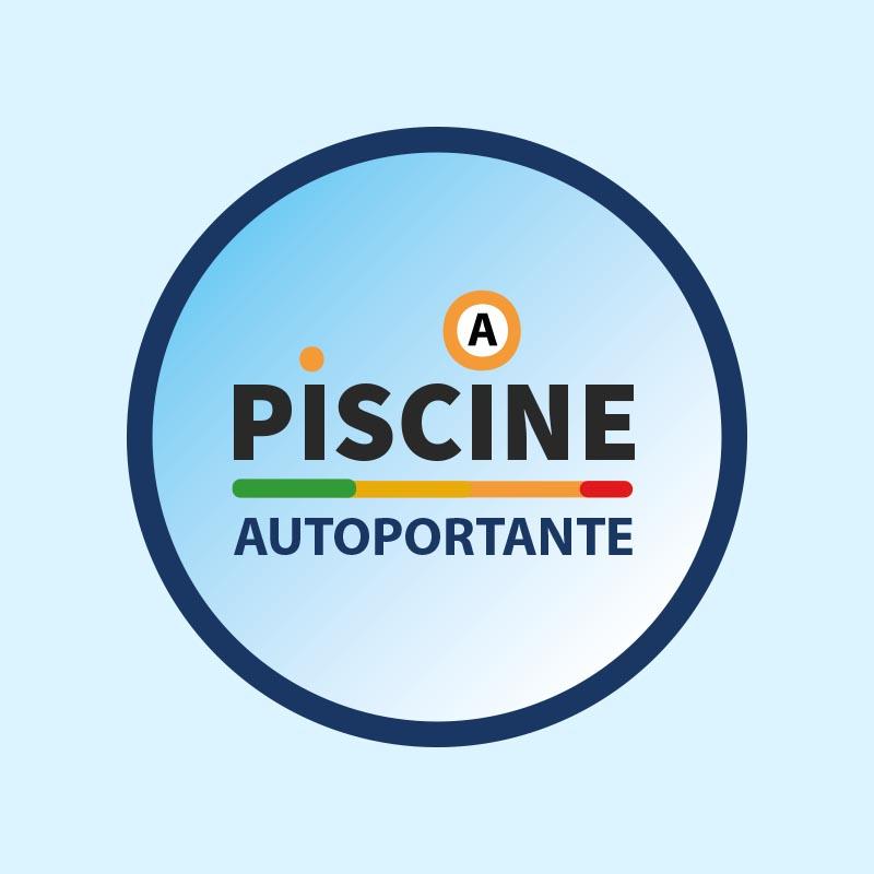 Logo piscine autoportée