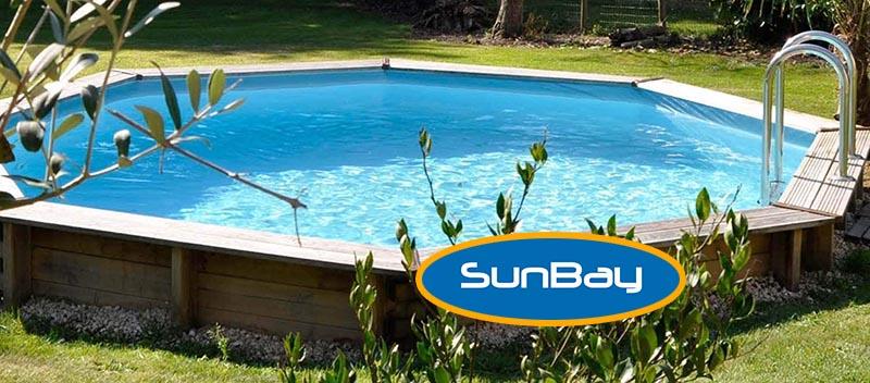 Piscine SunBay - Meilleure piscine bois - Guide achat en ligne pas cher